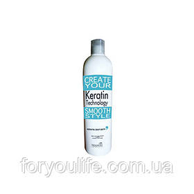 Кератиновий шампунь 500мл Keratin Deep bath