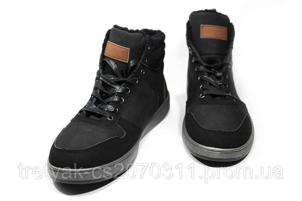 Ботинки мужские Vintage (реплика) 18-074