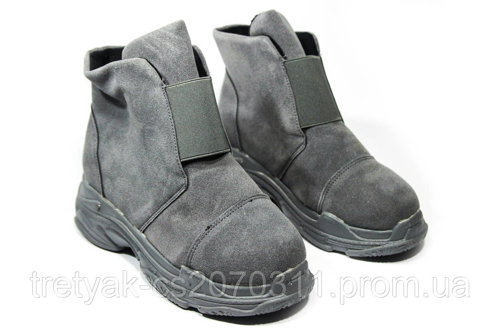 Ботинки женские демисезонные 13-061