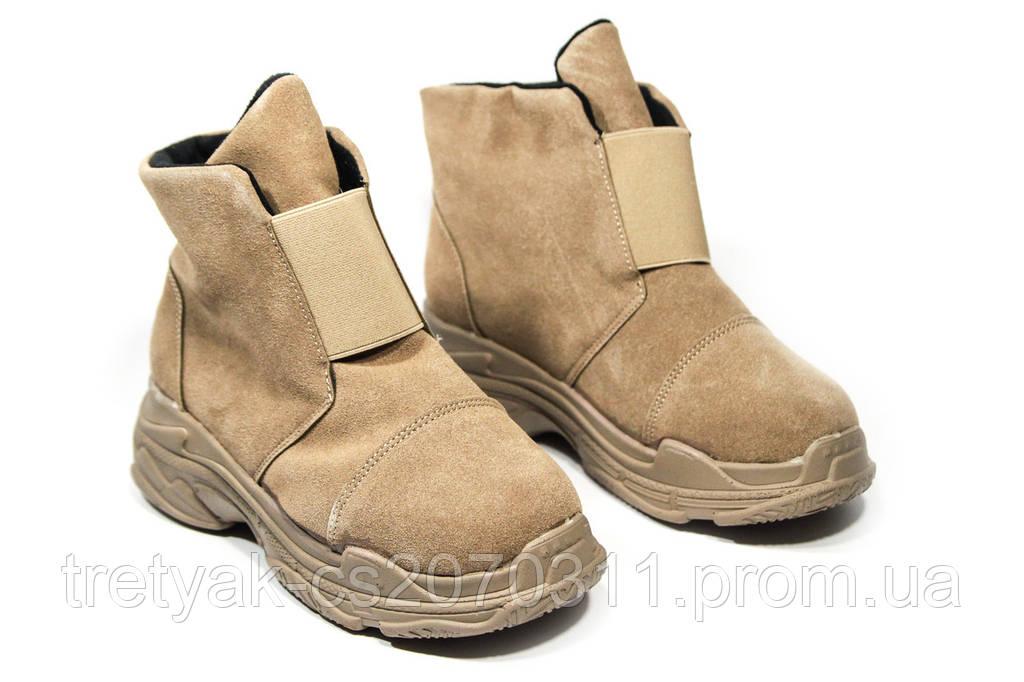 Ботинки женские демисезонные 13-101