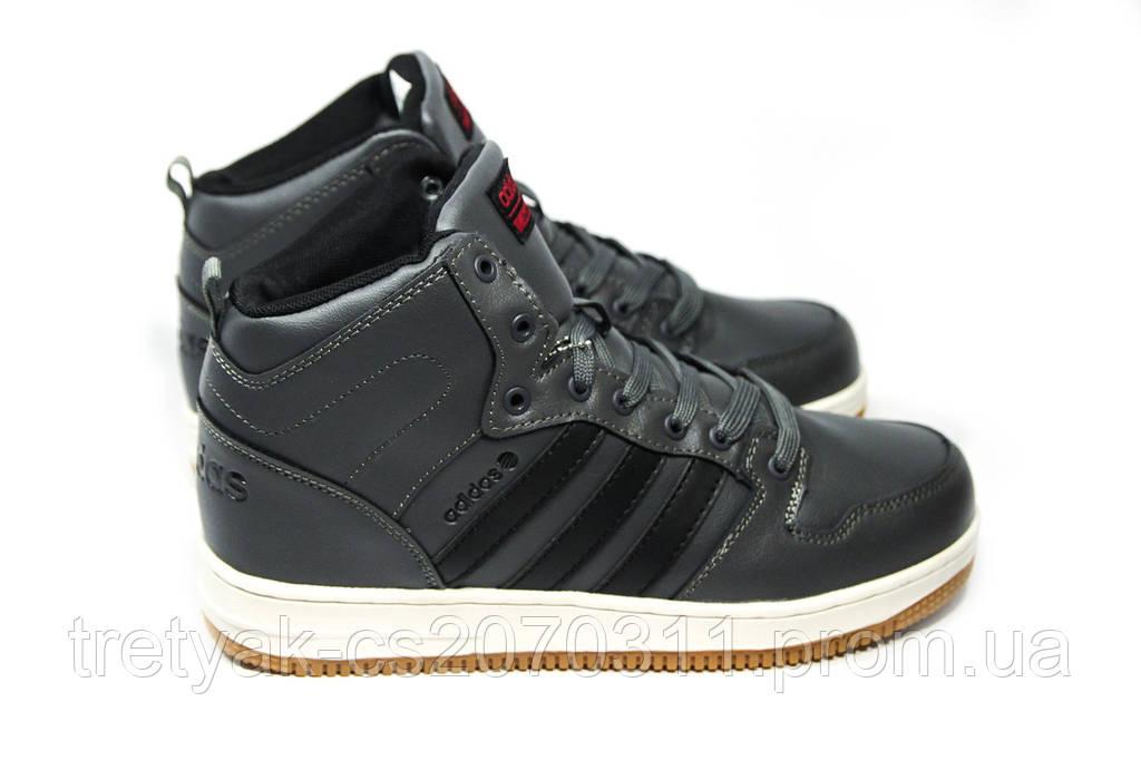 Ботинки мужские Adidas Cloudfoam 3-044 (реплика)