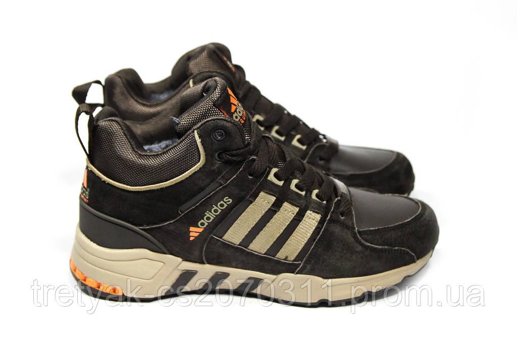 Ботинки мужские Adidas equipment 3-080 (реплика)