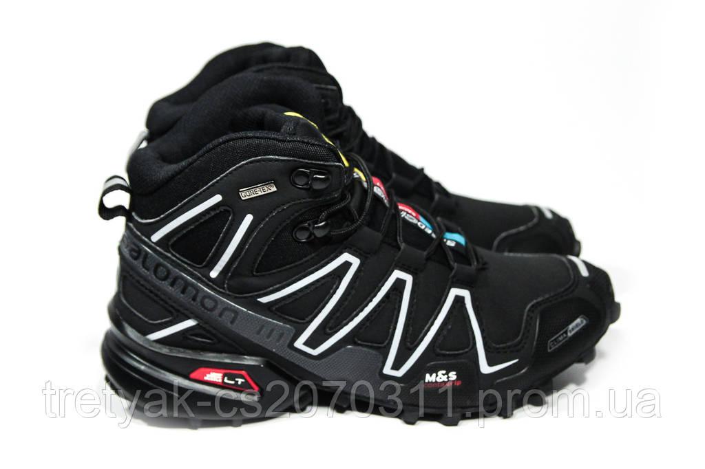 Ботинки мужские Salomon Speedcross 3 6-032 (реплика)
