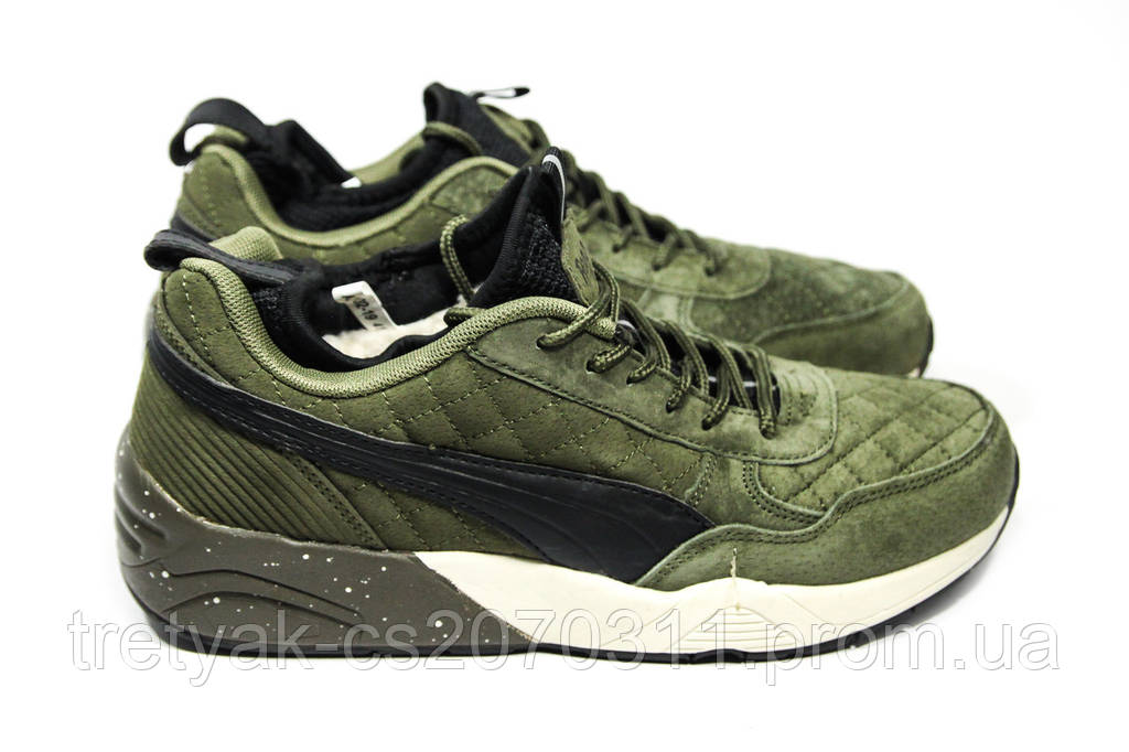 Ботинки мужские Puma Trinomic 7-148 (реплика)