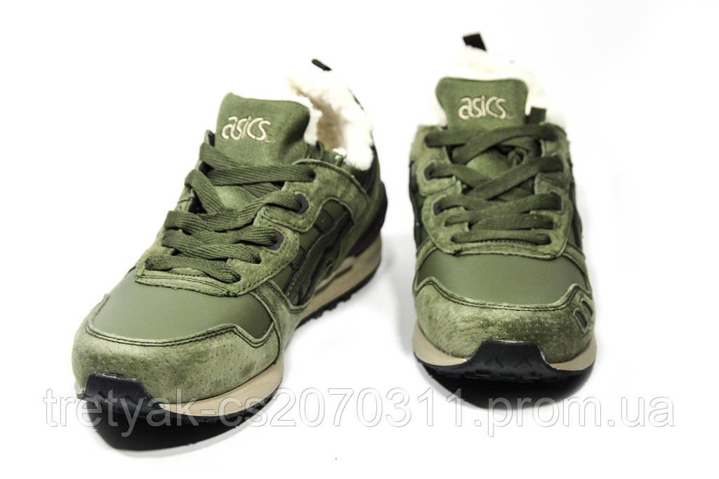 Ботинки мужские Asics Gel Lite 3  8-081 (реплика)