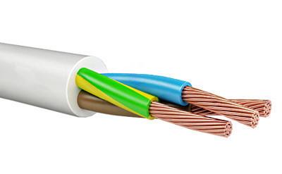 Провод электрический ПВС 3х2,5 (биметалл)