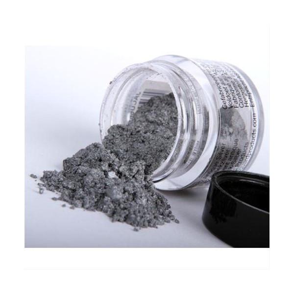 Пигменты высококачественные Перлекс Pearl Ex Перлекс(США)имитация металла, серебро антик 662, пробник 2 г
