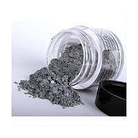 Пигменты высококачественные Перлекс Pearl Ex Перлекс(США)имитация металла, серебро антик 662, пробник 2 г, фото 1