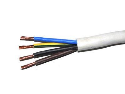 Провода электрические ПВС 4х2,5 (одесса гост)