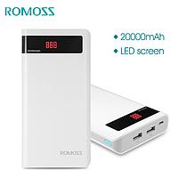 Внешний аккумулятор ROMOSS Sense 6P 20000 мАч