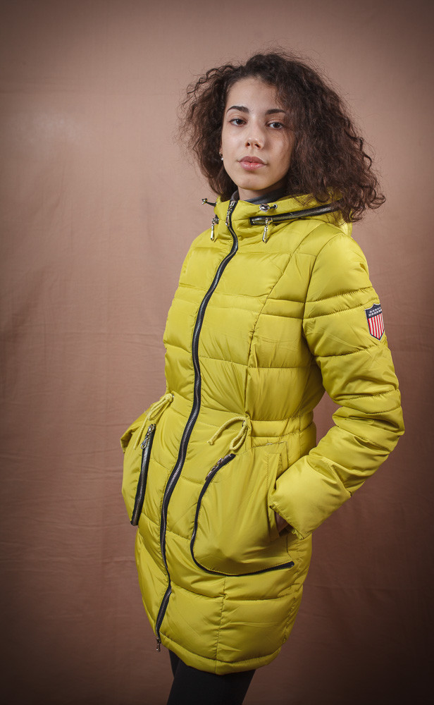 Куртка Snow Clarity осень-зима