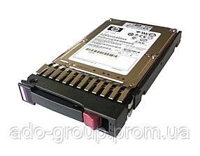 """512743-001 Жесткий диск HP 72GB SAS 15K 6G DP 2.5"""""""