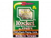Игральные Карты для Покера Poker Rocket