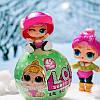 Коллекционная Игрушка Кукла Мини В Стиле LOL S2 Surprise Сюрприз в Шарике Куколка Сестричка ЛОЛ для Девочек, фото 10