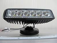 Cветодиодные фары дальнего света LED 2218- spot (ОПТОМ)