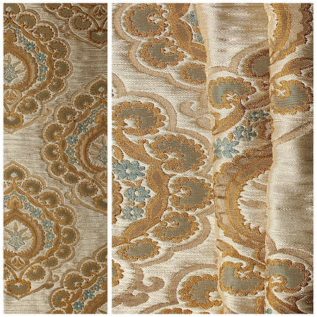 Ткань для штор Berloni Murano 101