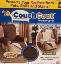 Подстилка для Животных Couch Coat Двухстороннее Покрывало Накидка на Кресло