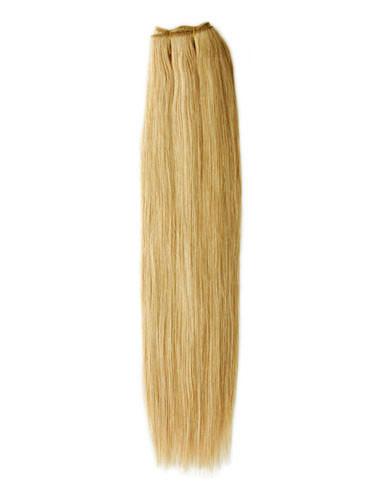 Тресса из натуральных волос 60 см. Цвет #27 Золотой Блонд, фото 1