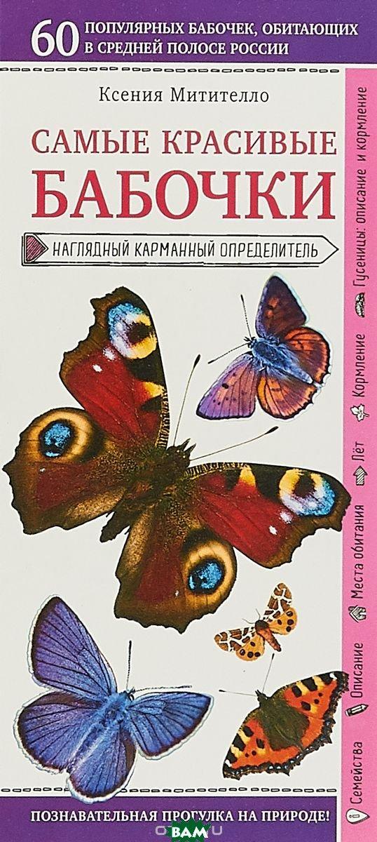 Митителло Ксения Борисовна Бабочки. Наглядный карманный определитель