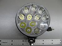 Светодиодная фара дальнего света DB-1005 -36W для грузовиков , фото 1