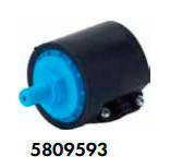 Електронагрівач EOVp 6кВт Vagner c датчиком потоку в корпусі з ПВХ 220/380В, фото 3