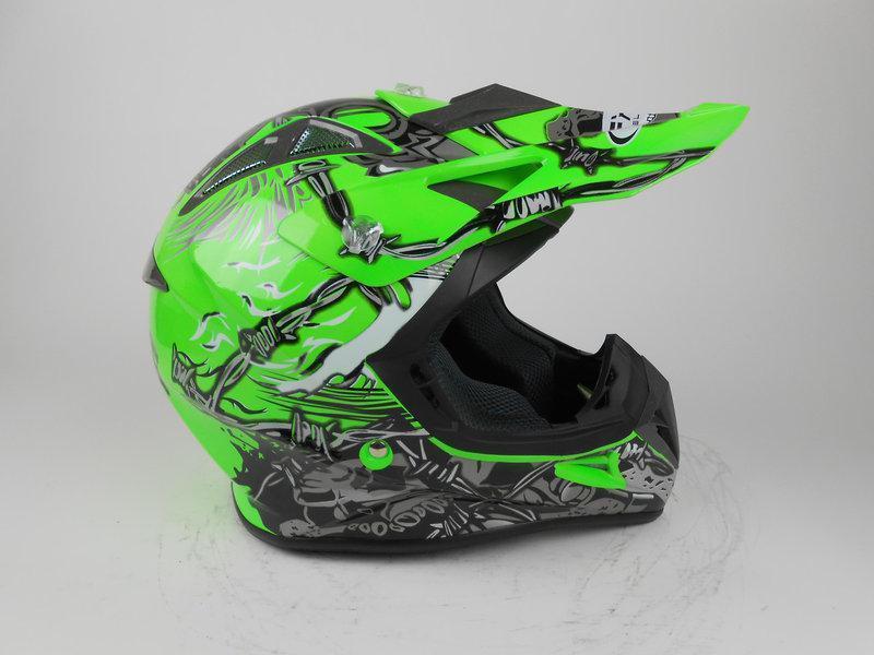 Шлем  FXW HF-116 кроссовый