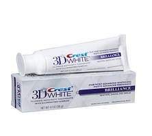 Crest 3D-White BRILLIANCE 116г зубная паста