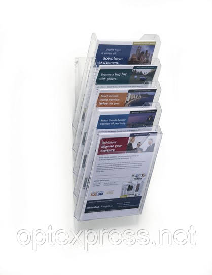 COMBIBOXX А4 SET ХL демосистема з 5 лотками DURABLE 8586 19