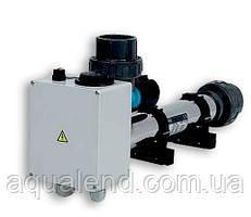 Электронагреватель EOVp 12Вт Vagner c датчиком потока в корпусе из ПВХ 220/380В