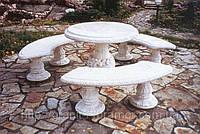 Парковые скульптуры Белый