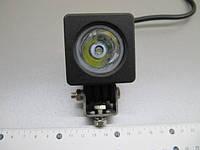 Дополнительная светодиодная фара LED 11-10 W Spot (дальний) , фото 1
