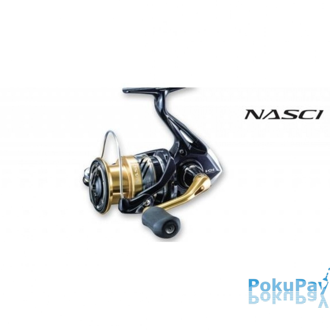 e7dafd56c5d Shimano Nasci 2500 HGS FB (NAS2500HGSFB) — в Категории
