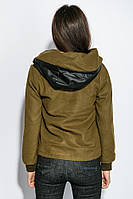 Куртка Женская Деми Meajiateer M1819 Хаки — в Категории