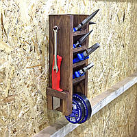 Органайзер для ручного инструмента Севилья 3 коричневый