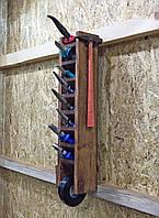 Органайзер для ручного инструмента Севилья 7 коричневый