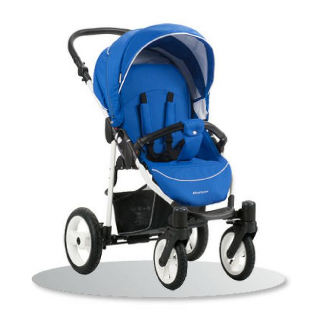 прогулочная коляска бебетт рейнбоу