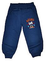 """Штаны спортивные на мальчика на байке (1-4 года) """"Bembi"""" LM-775"""