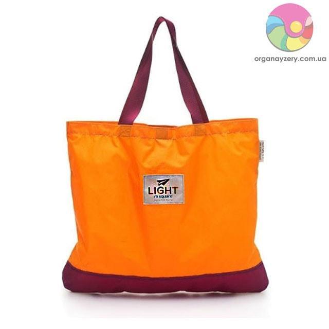 Сумка-шоппер (оранжевый)