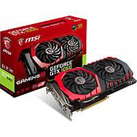 Видеокарта OVER-STOCK MSI GeForce GTX 1060 Gaming X 6144MB GTX 1060 GAMING X 6G