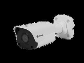 Цилиндрическая уличная IP-камера с подсветкой