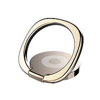 Кольцо-держатель Baseus для смартфона, Gold (SUMQ-0V)
