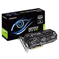 Видеокарта OVER-STOCK Gigabyte PCI-Ex GeForce GTX 970 G1 Gaming 4096MB GDDR5