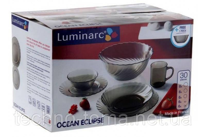 Сервиз столовый 31 предмет Ocean Eclipse Luminarc L5109