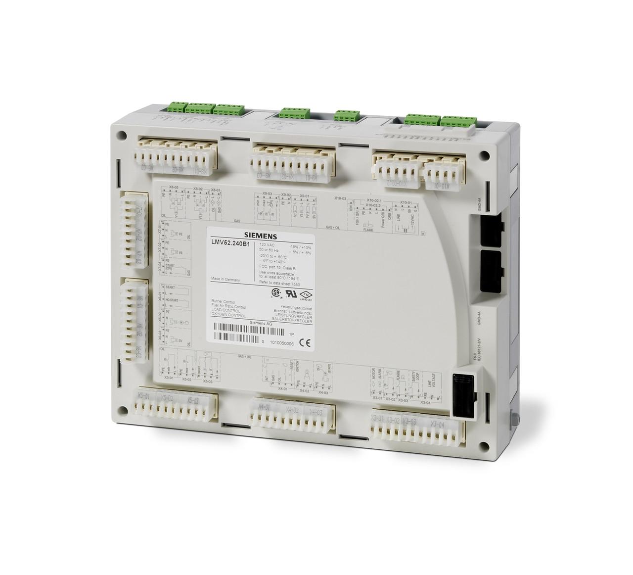 Блок управления Siemens LMV51.140C1