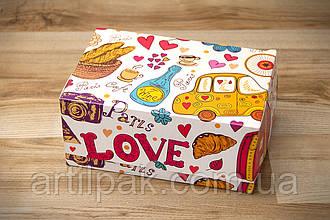 Коробка-контейнер 180*120*80  Paris