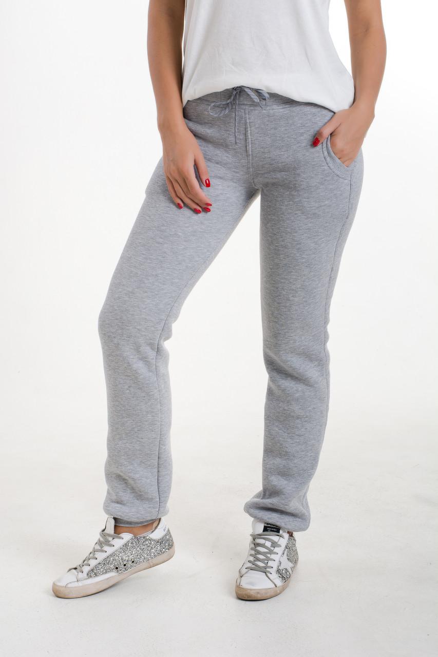 Женские штаны на флисе