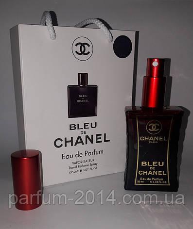 мини парфюм Chanel Bleu De Chanel в подарочной упаковке 50 Ml