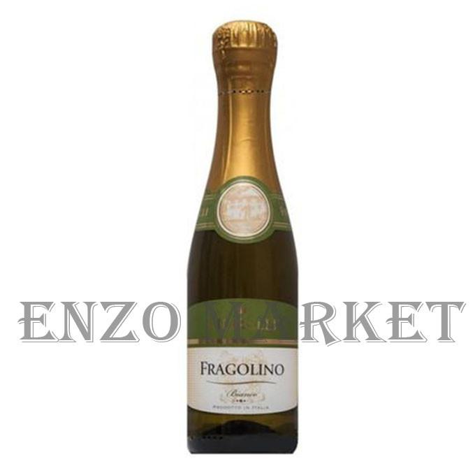 Fragolino Bianco (игристое, белое), 0.2 л