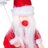 "Елочная-мягкая игрушка ""Дед Мороз"""