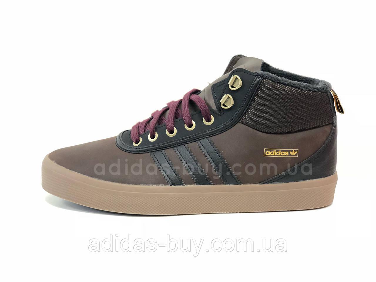 Мужские оригинальные зимние ботинки ADIDAS ADI-TREK B27512  2 100 ... ca429596fadfe